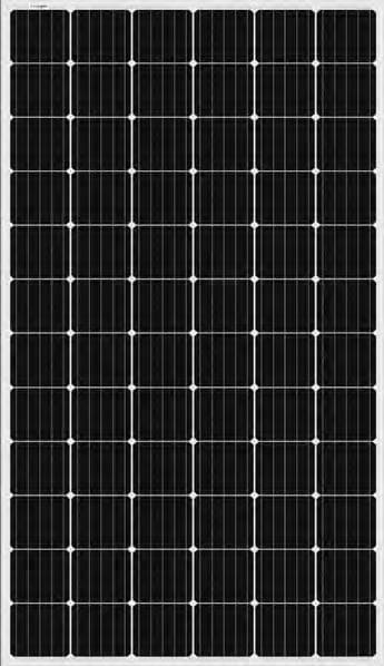 PV Module SHARP Mono 345 Wp